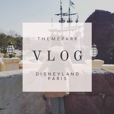 DISNEYLAND PARIS // VLOG 1