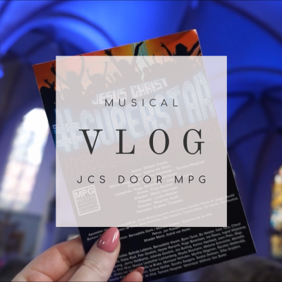 JESUS CHRIST SUPERSTAR DOOR MPG // Vlog 5