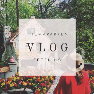 EFTELING BOSRIJK // Marieke. VLOG 6